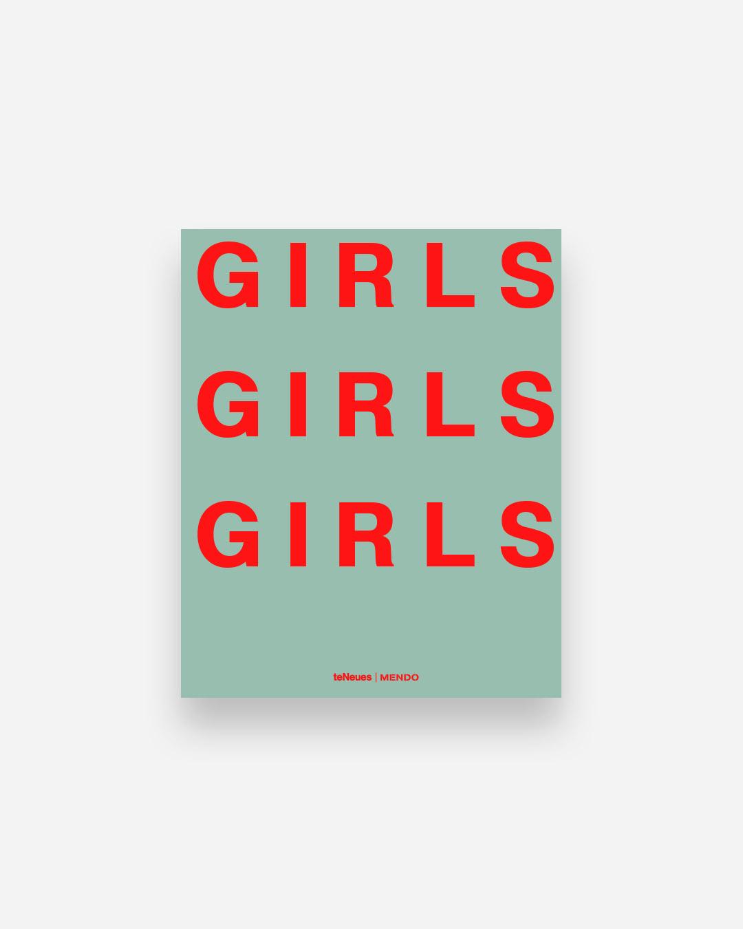 by teNeues | MENDO Girls! Girls! Girls! book